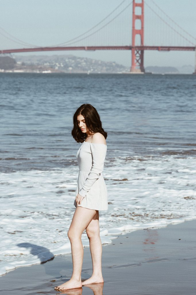 San Francisco with Georgina